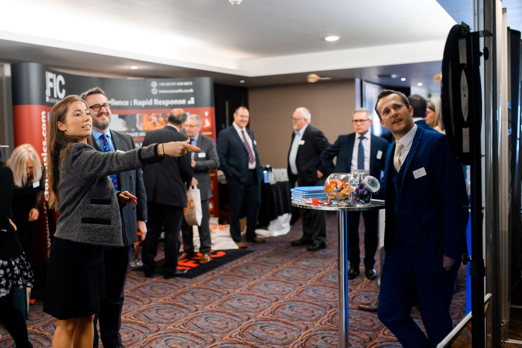 Exhibitor List - Our exhibition hall will be the networking hub of the conference and we are delighted that so many sponsors will be in attendance. Check out who will be there and what activities they will have on their stand!