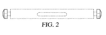 FIG. 2 - U.S. Pat. No. D649,642