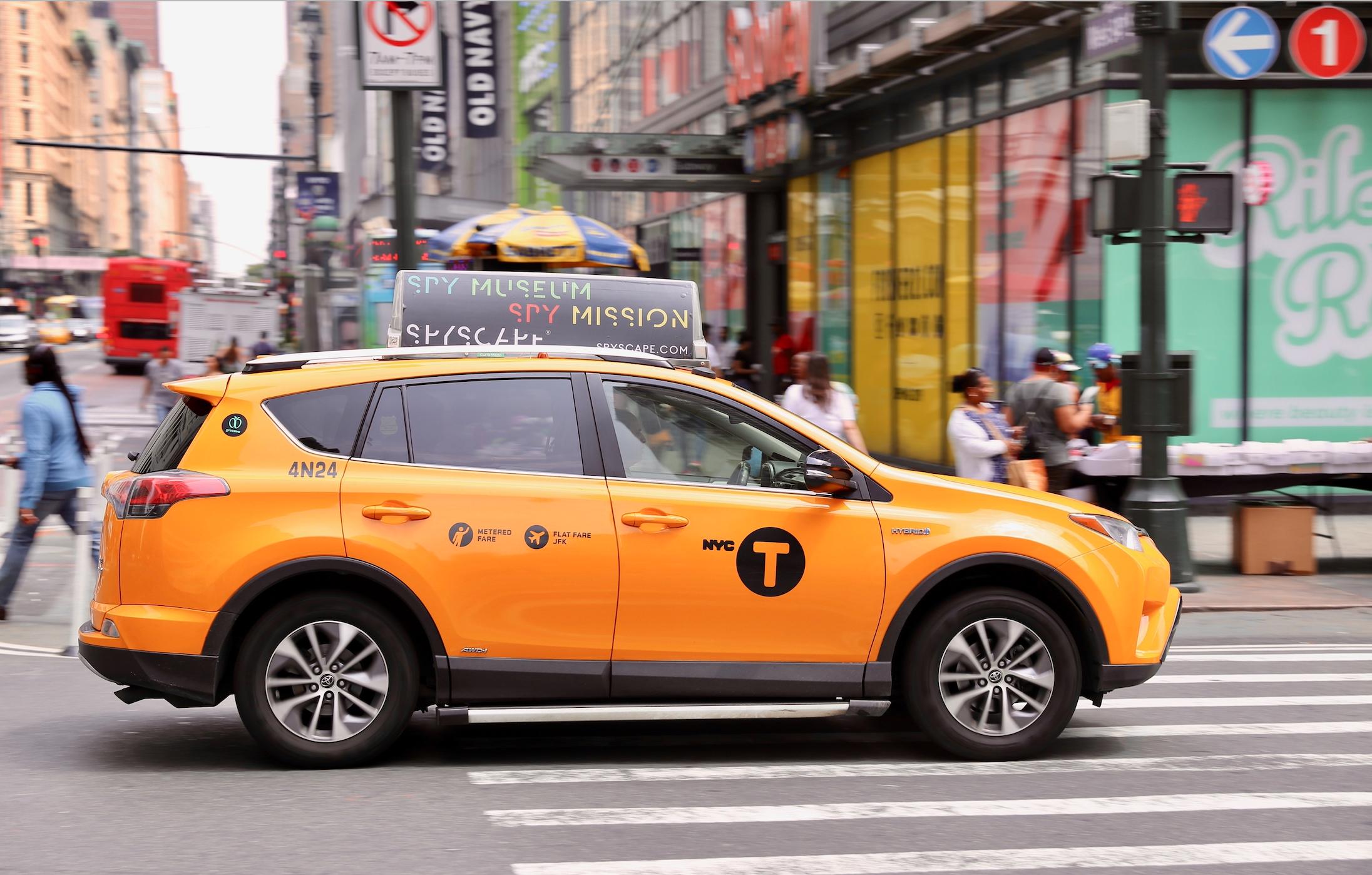 NY: Standard 2-Sided Tops