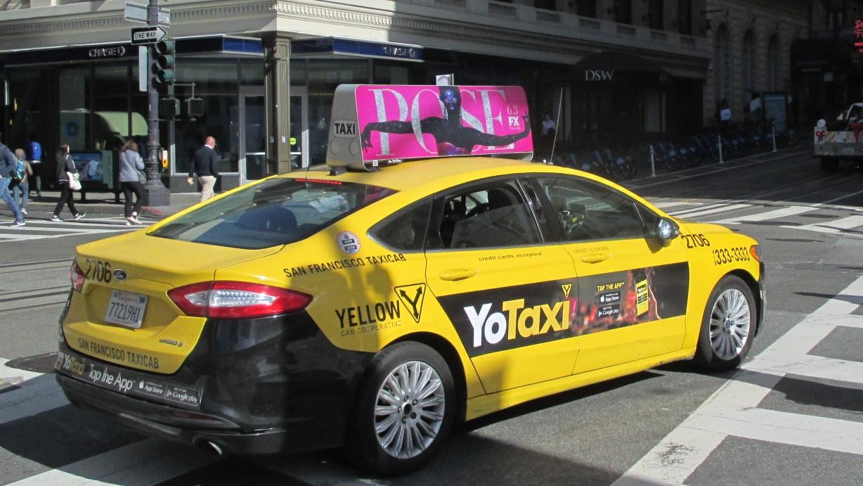 San Francisco Curb Taxi Media