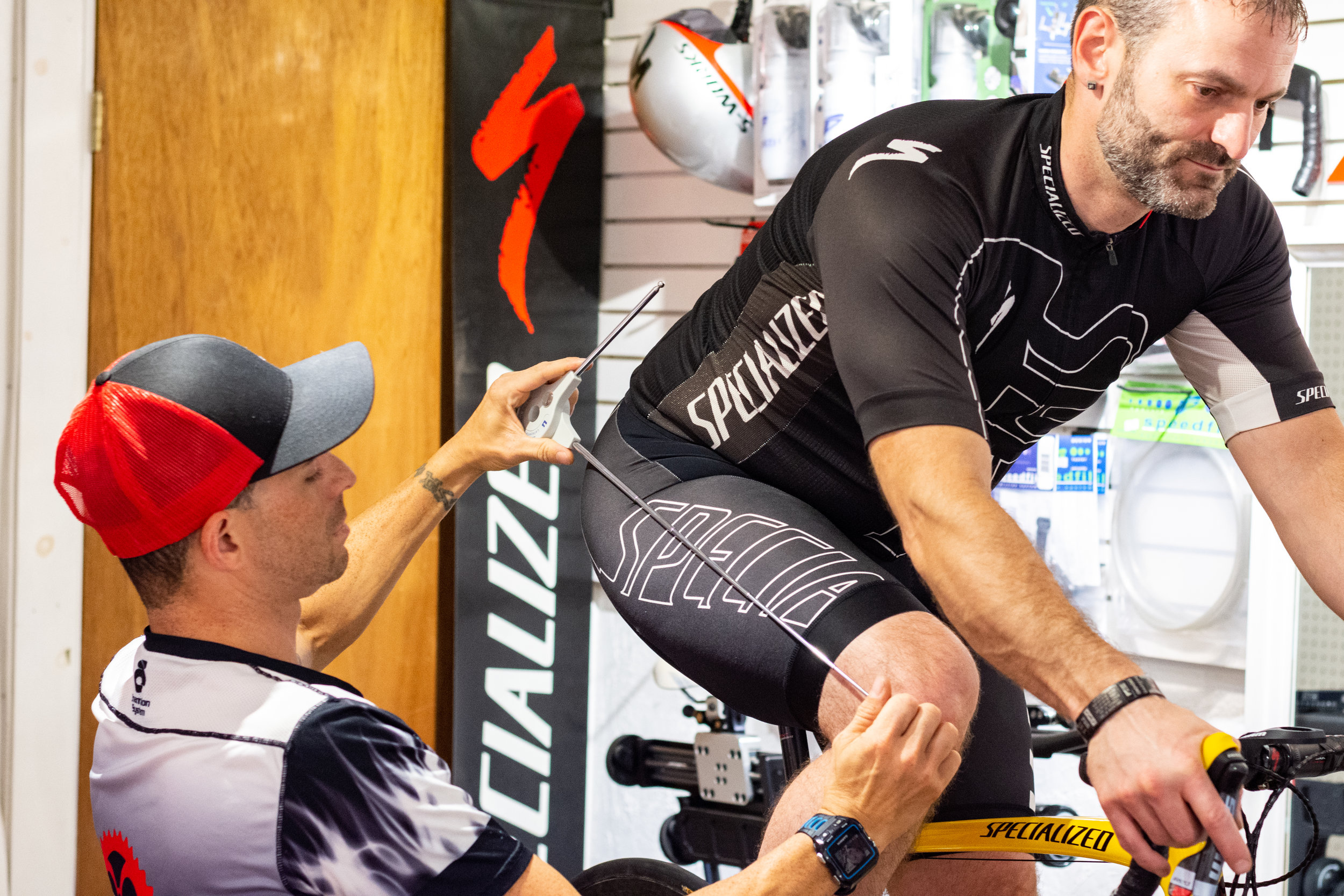 We make your bike fit to YOU! - Medical Bike Fit makes that possible!