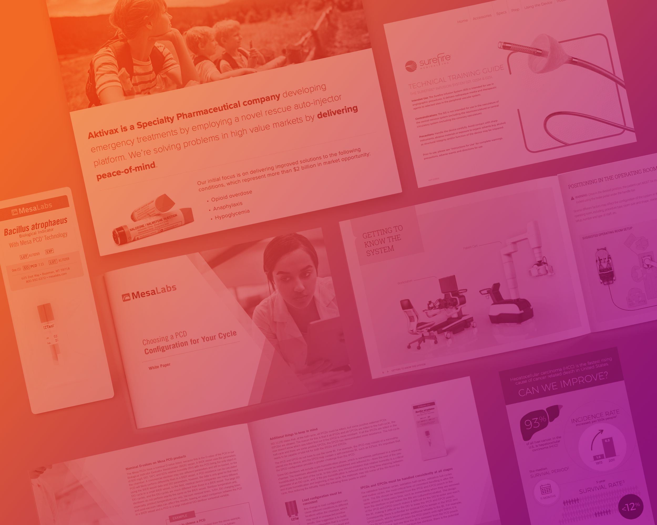 Work - From audience segmentation studies to product launch strategies to corporate PowerPoint decks, our body of work has one similarity—we use modern design styles to present complex information backed up by solid research.Learn More