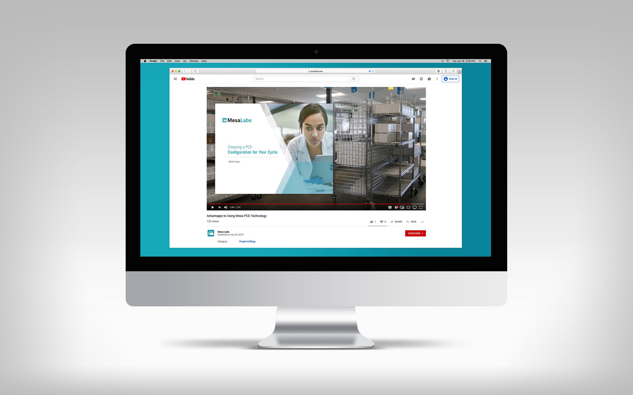 Process Challenge Device Video