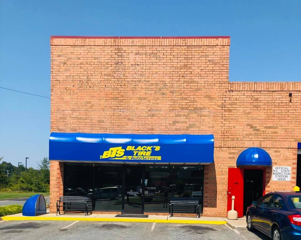 Vinyl Signage Sign Amp Awning Systems Inc Serving Dunn