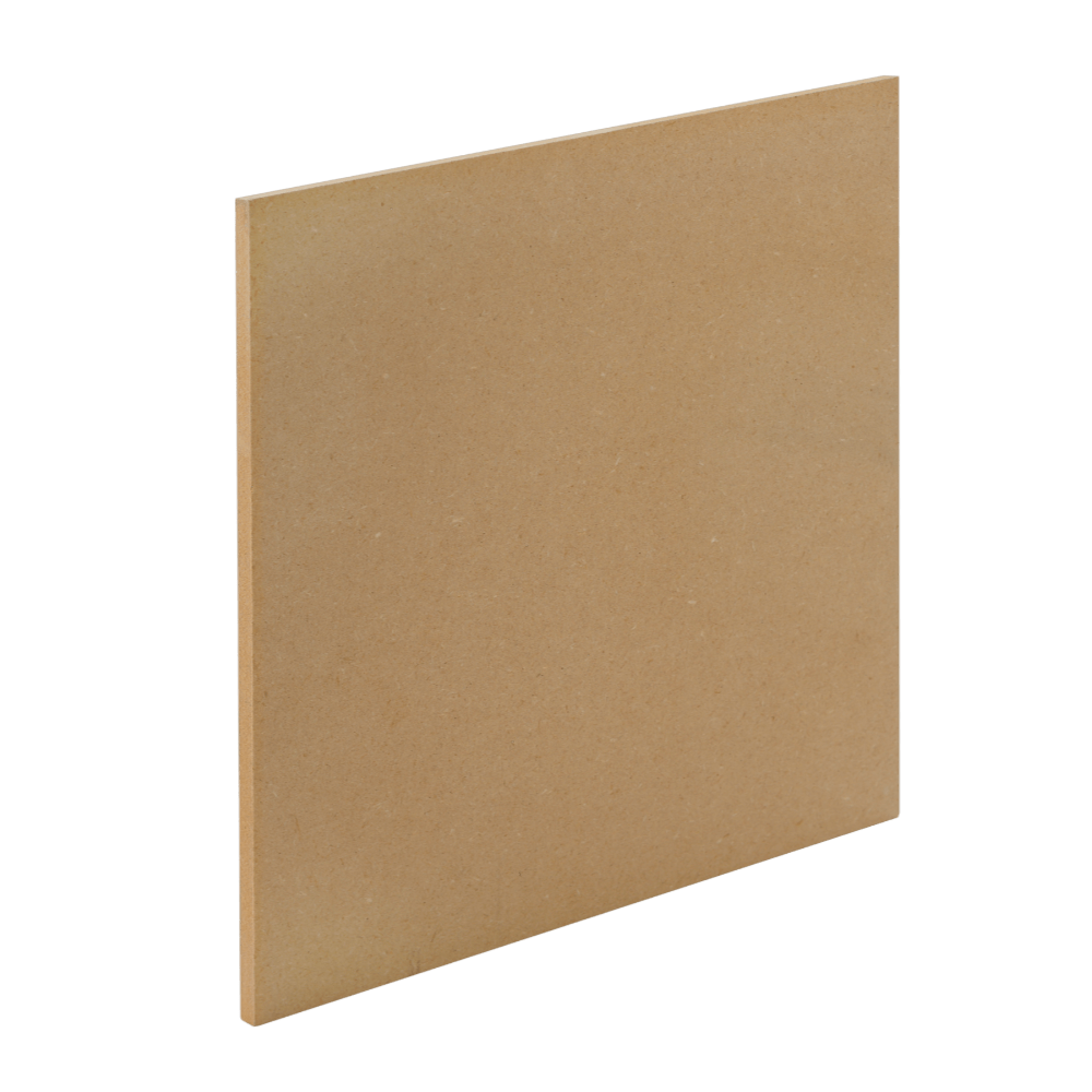 Light, Strong and Smooth. - GoldenEdge Superlite MDF is one third lighter than traditional MDF but maintains excellent strength, stability and surface smoothness.