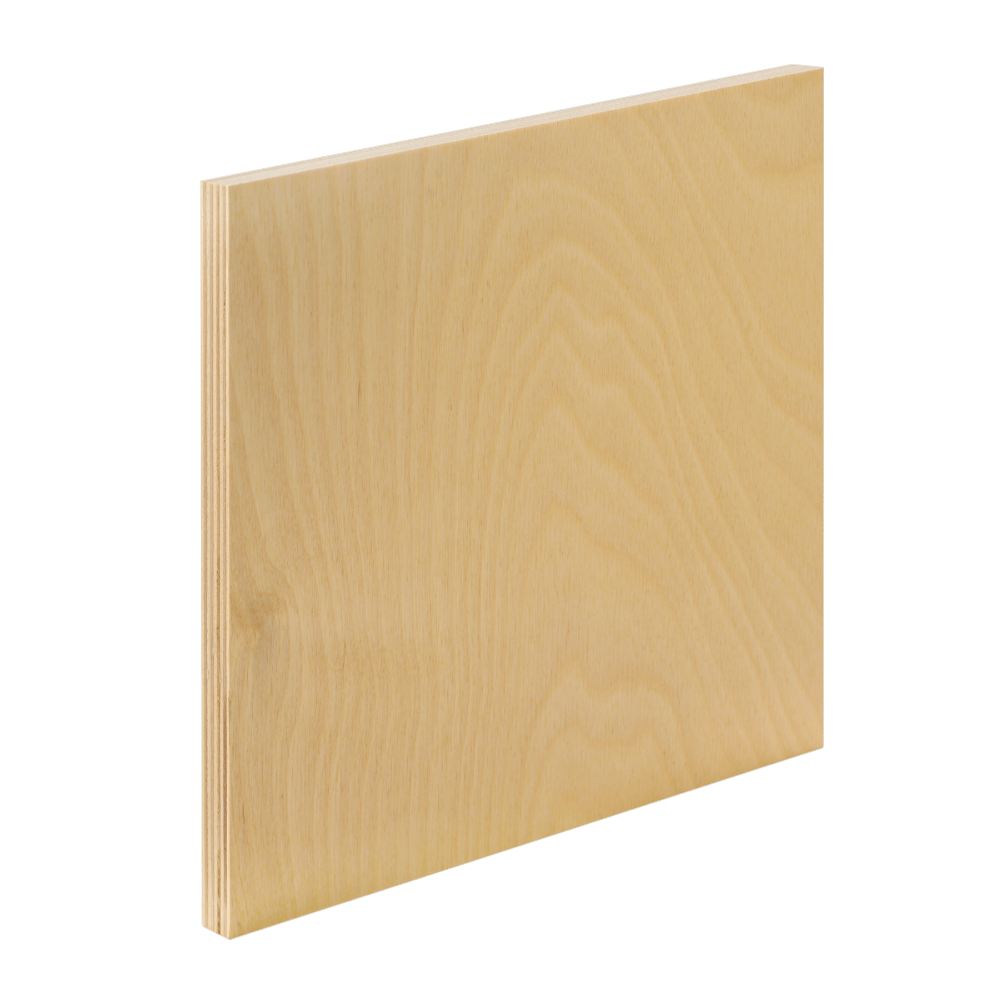 Quality Performer for any Application. - Baltic Birch plywood is one of the most versatile hardwood plywood options available. With a nearly void free core, 100% Birch inner-plies and more plies than traditional domestic plywood, Baltic Birch panels are extremely stable, strong and perform exceptionally well in a wide range of applications.