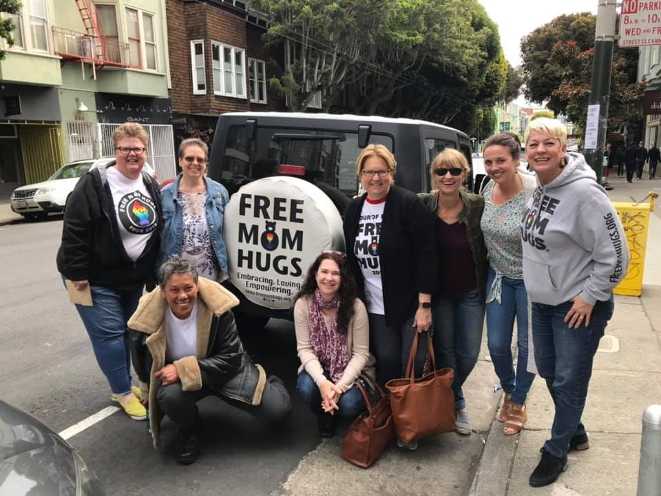 Free Mom Hugs Tours