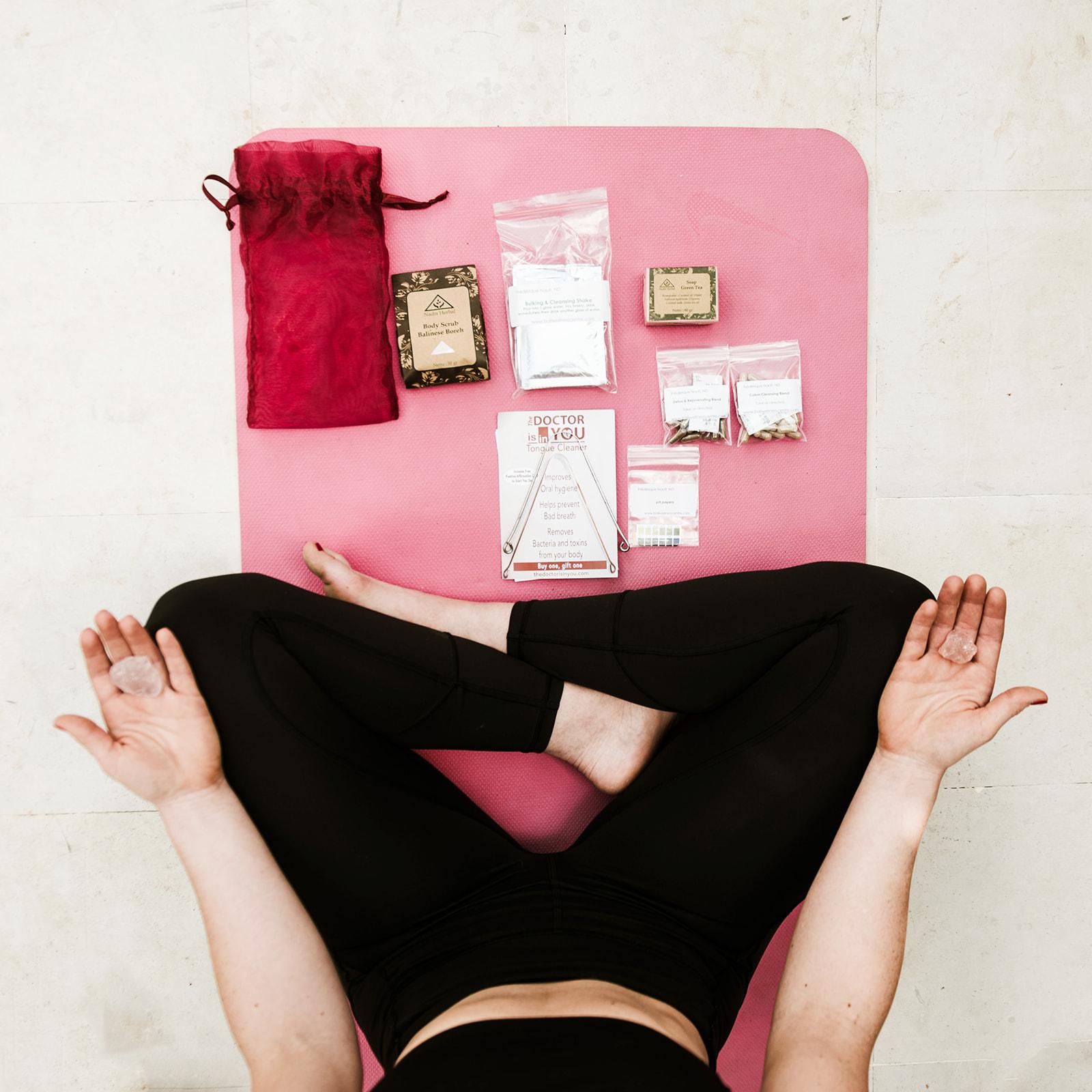 Thrive Wellness Retreat Ubud Bali