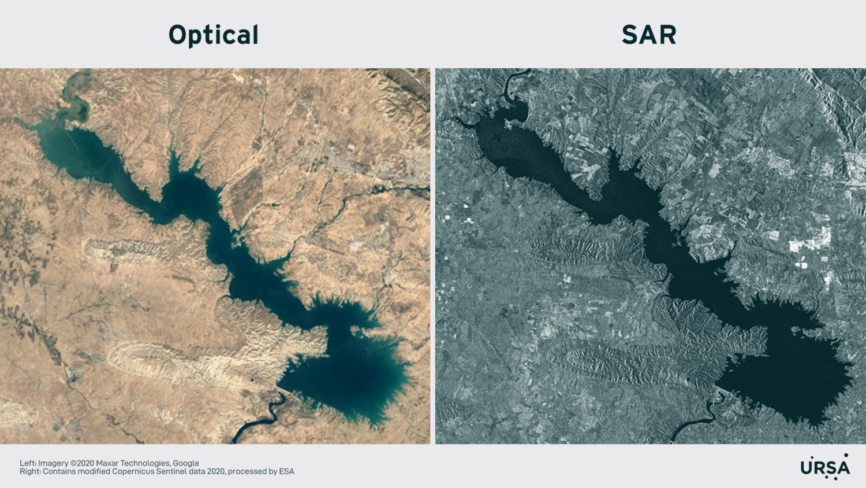 Mosul Dam, Iraq