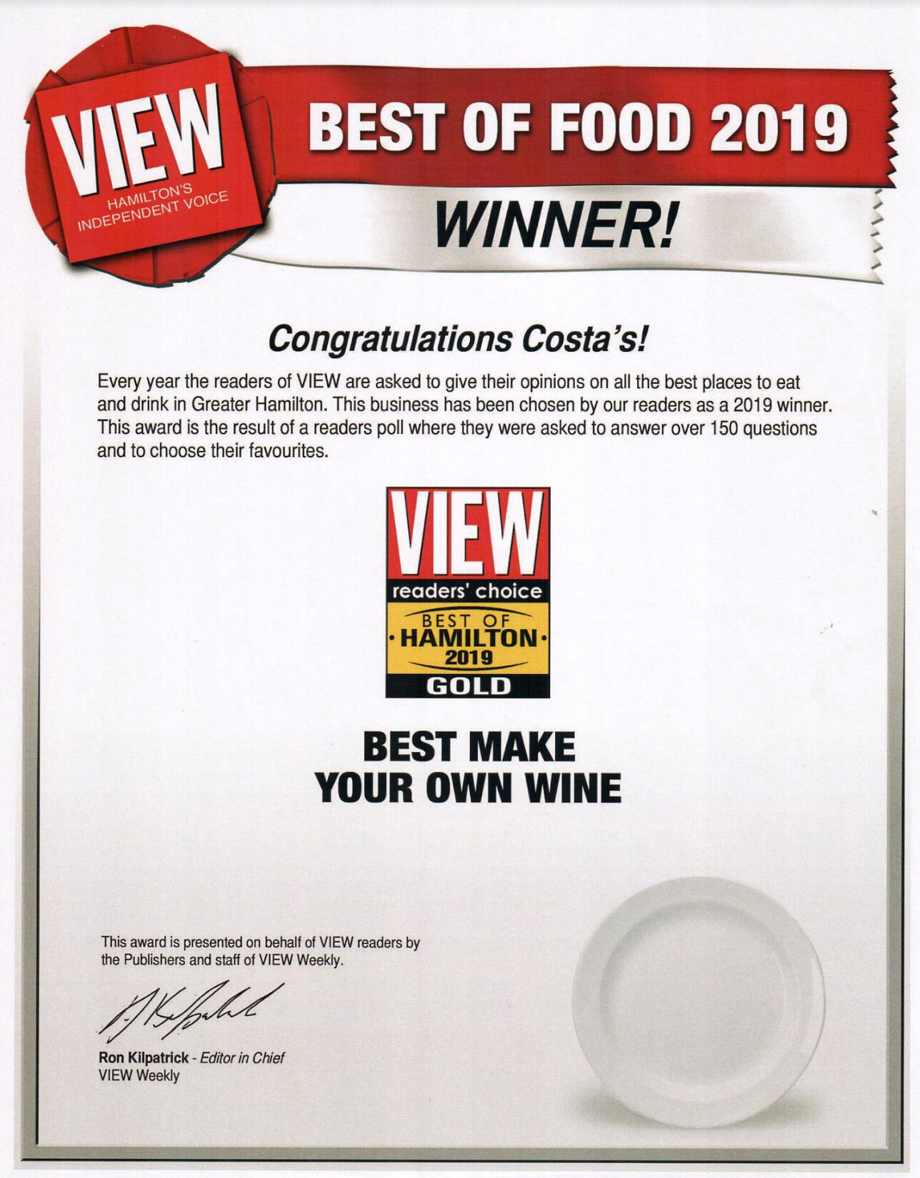 Costas-Wine-Country-Winner-VIEW-Magazine-Best-of-Food-2019-Best-Make-your-Own-Wine-Gold.jpg