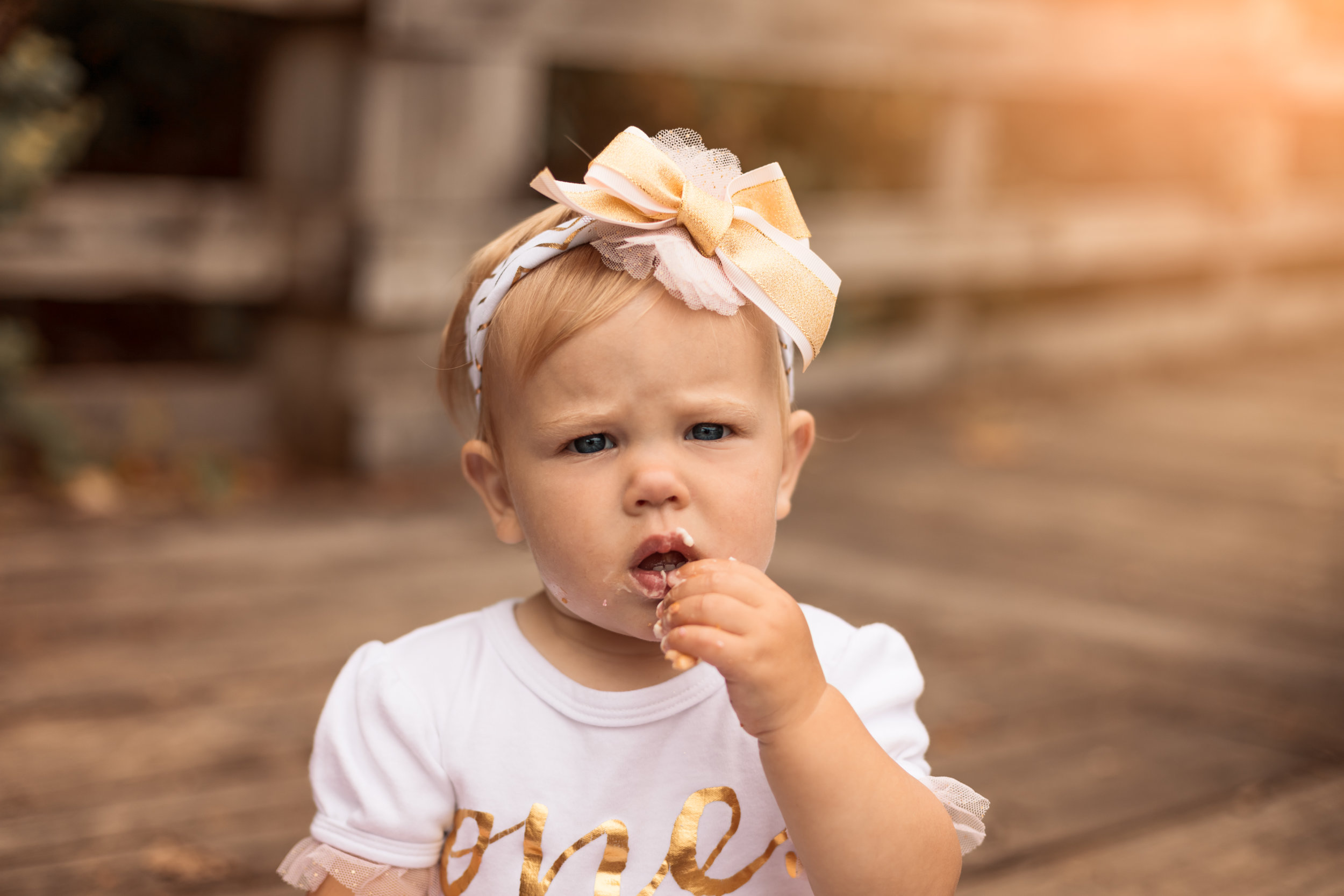 Shannon Revelle Photography, Amelia's First Birthday 48180, Trenton MI Family Photographer