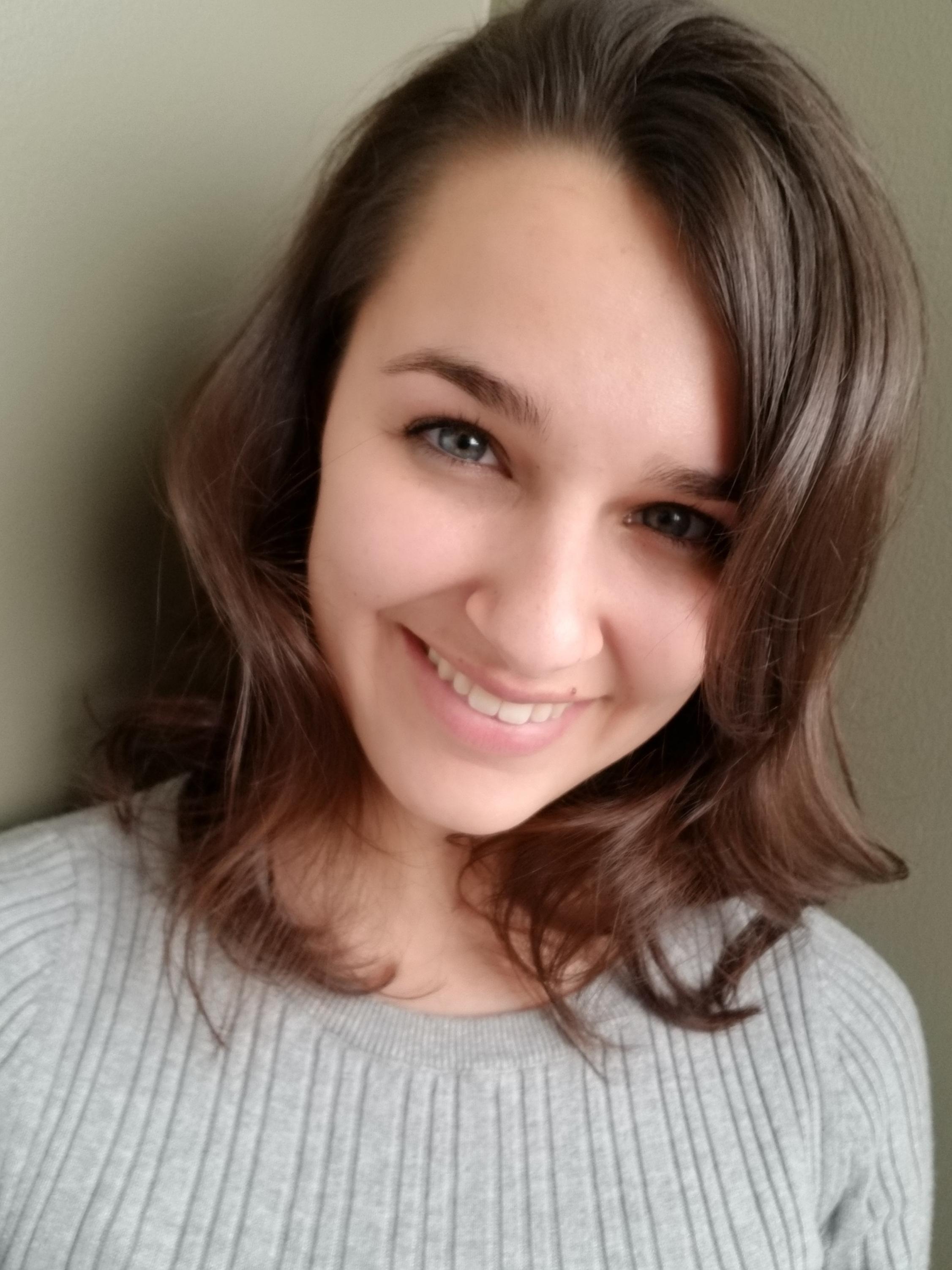 Kathryn Ellwood, Ph.D. Student