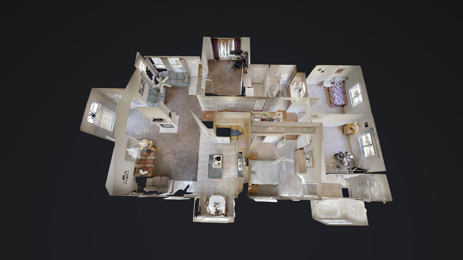 View 3D Tour of Home -