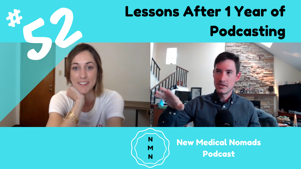 Lessons After 1 Year of Travel Podcasting: Interviewed by Laura or Nomadicare