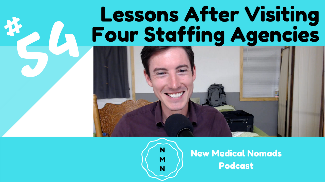 What Travelers Should Know After Visiting Medical Staffing Agencies