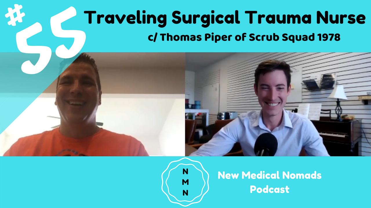 Scrub Squad 1978: Traveling Surgical Trauma Nurse