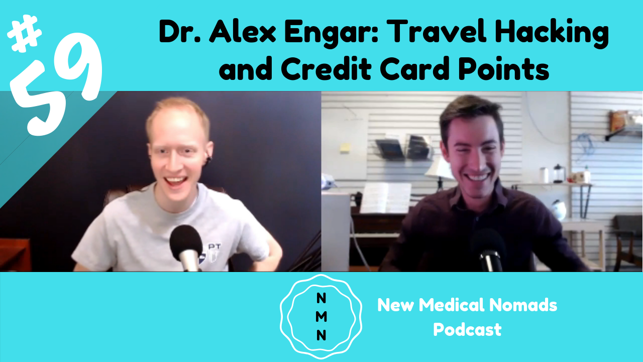 Travel Hacking and Credit Card Points with Alex Engar