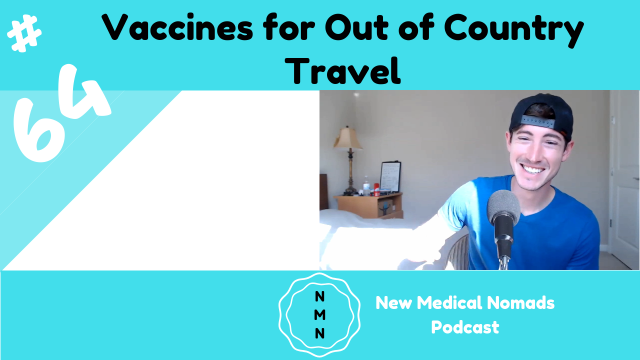 Vaccines for Travel