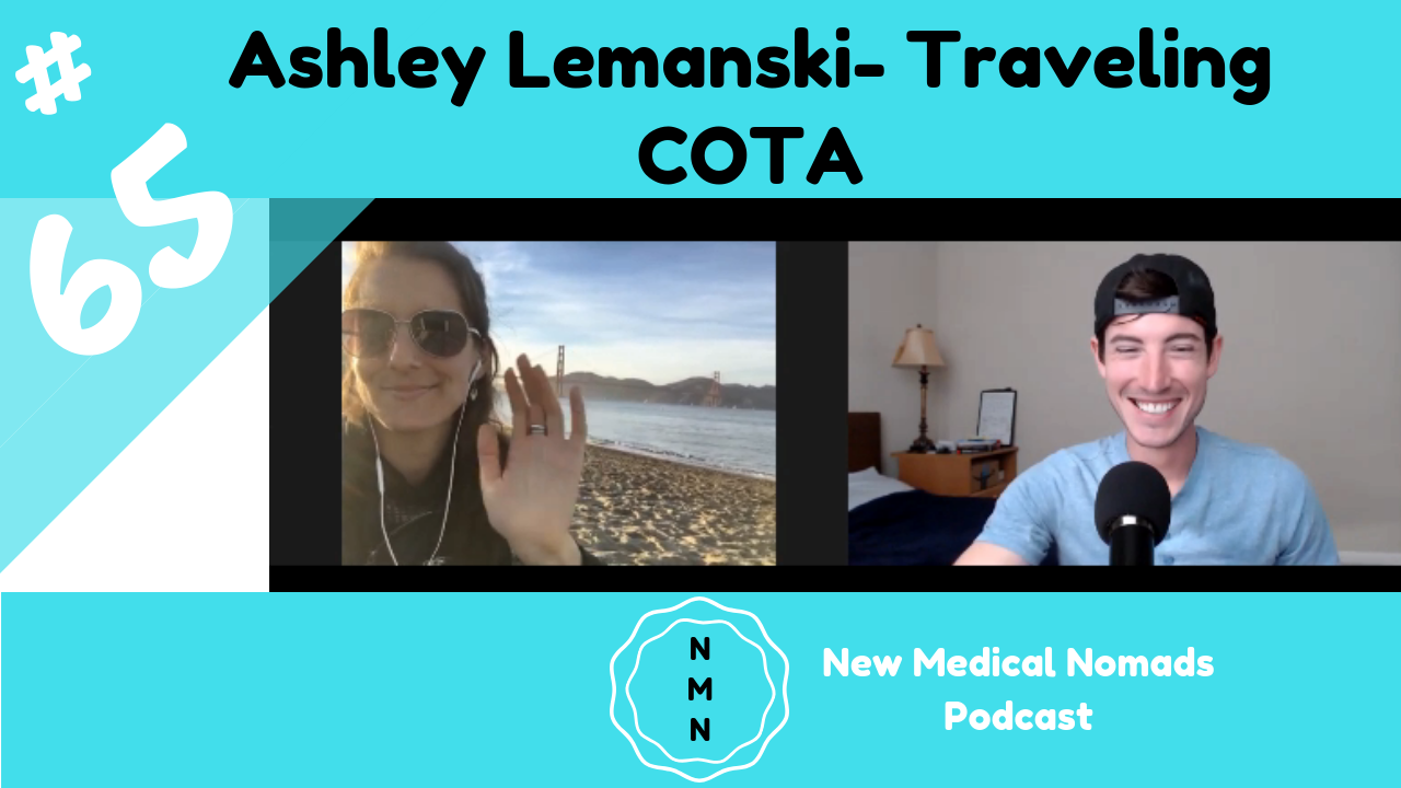 Become a Travel COTA: Traveling Occupational Therapist Assistant