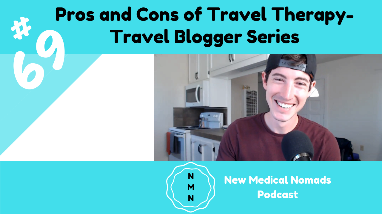 Pros and Cons of Travel Therapy