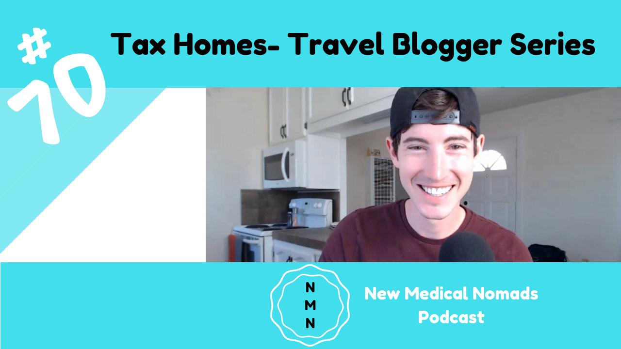 Tax Homes - Travel Blogger Series