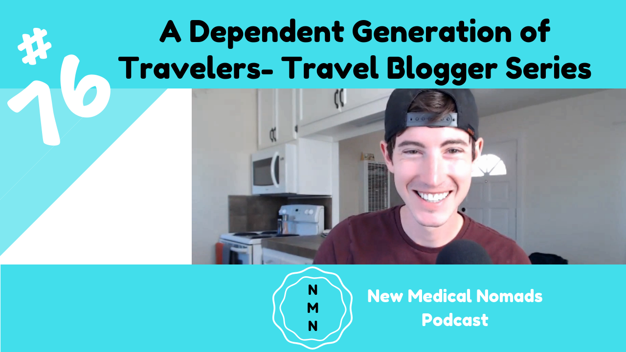 A Dependent Generation of Travelers: Travel Blogger Series