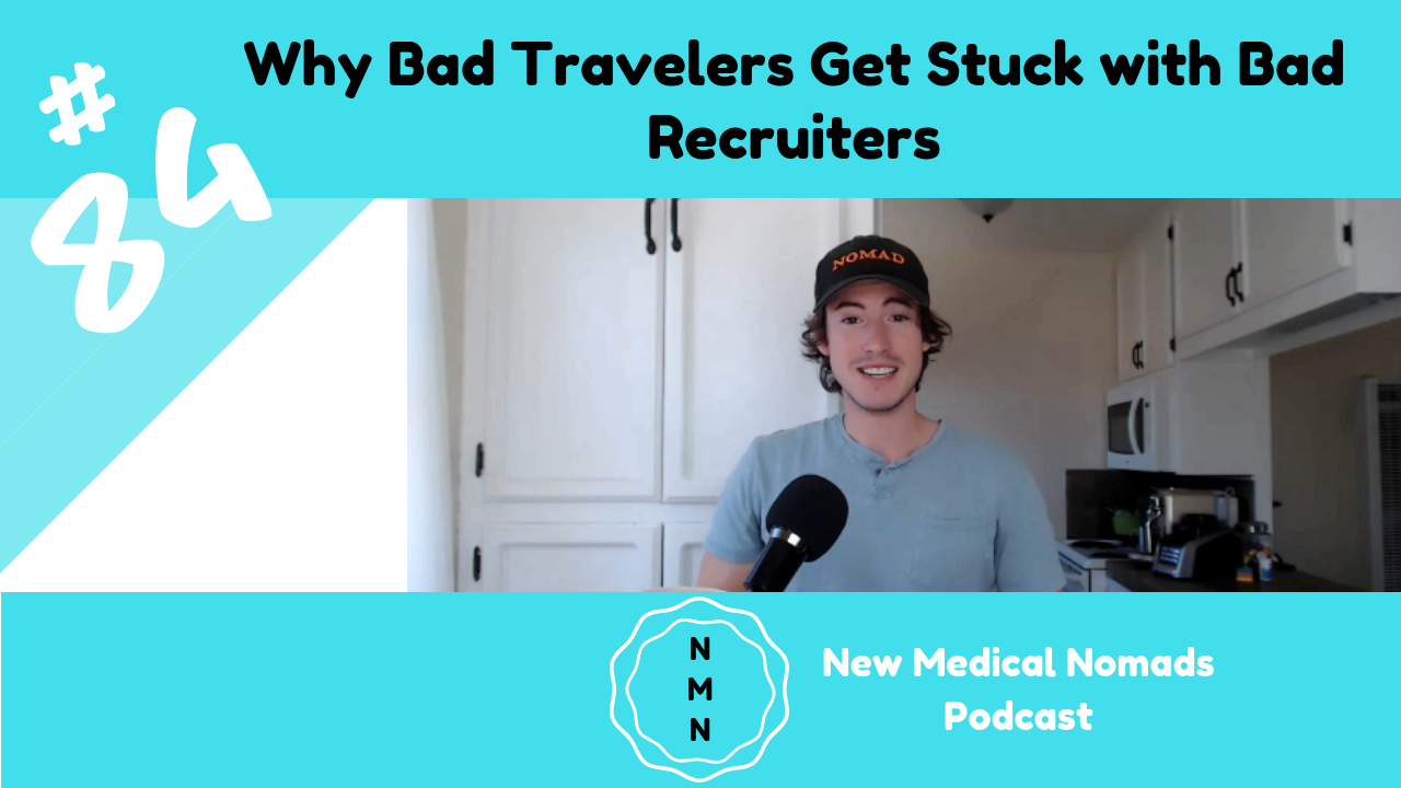 Why Bad Travelers Get Stuck with Bad Recruiters