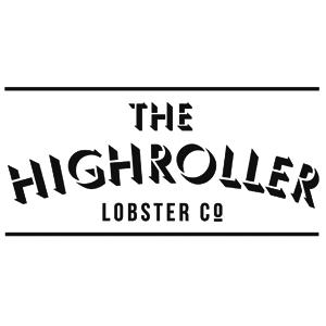 High Roller Lobster Co. Mural