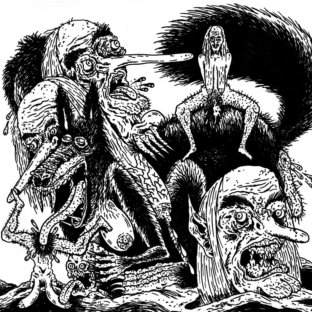 MATT CRABE     (The Troll - Werewolf and Witchbreath)
