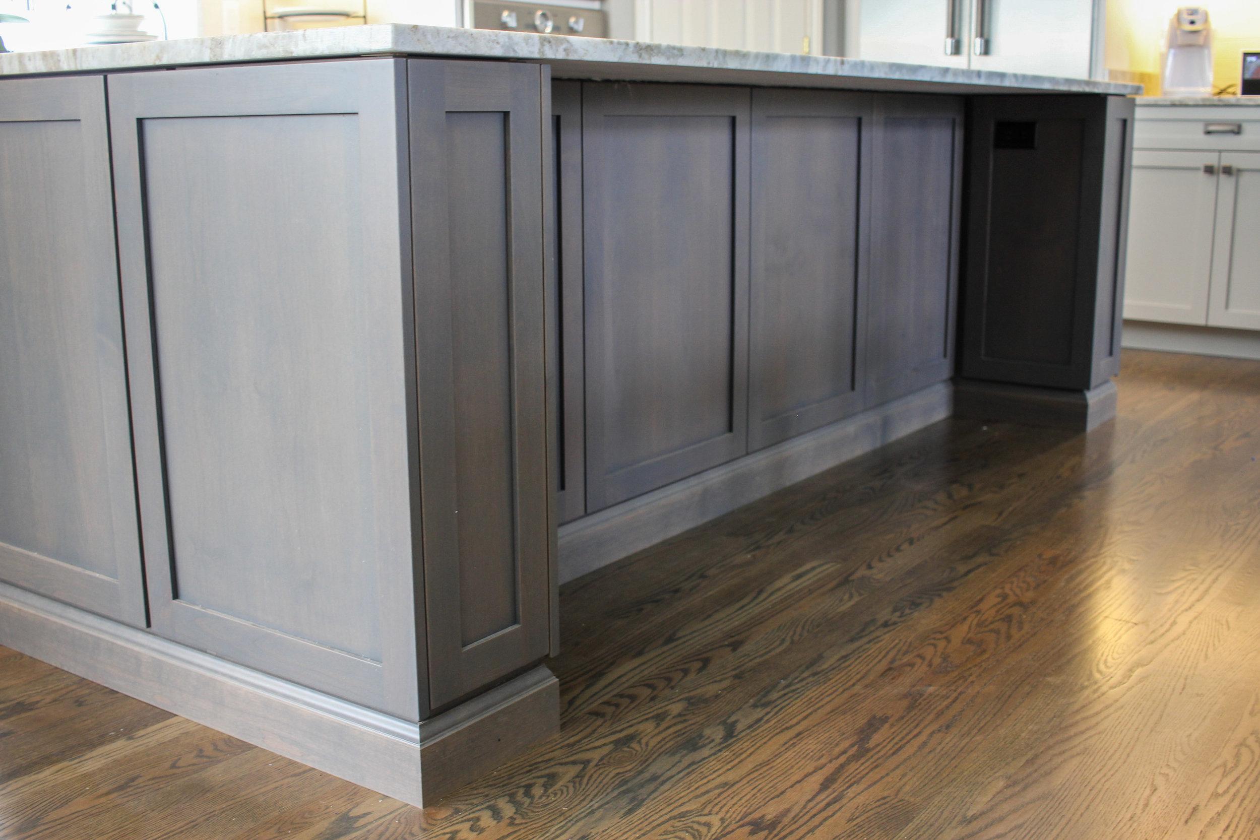 Furniture Base Detail