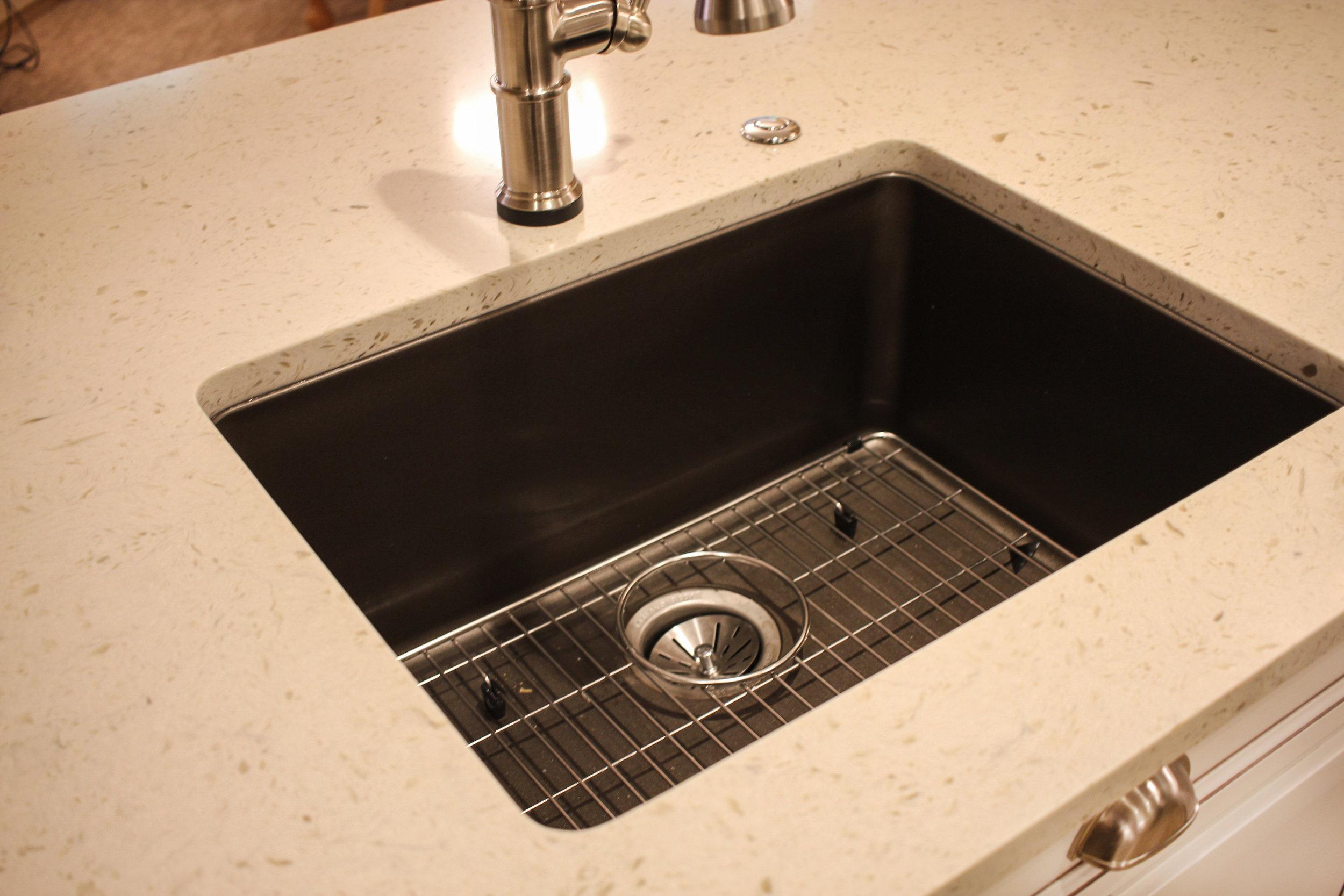 Custom Sink Fabrication