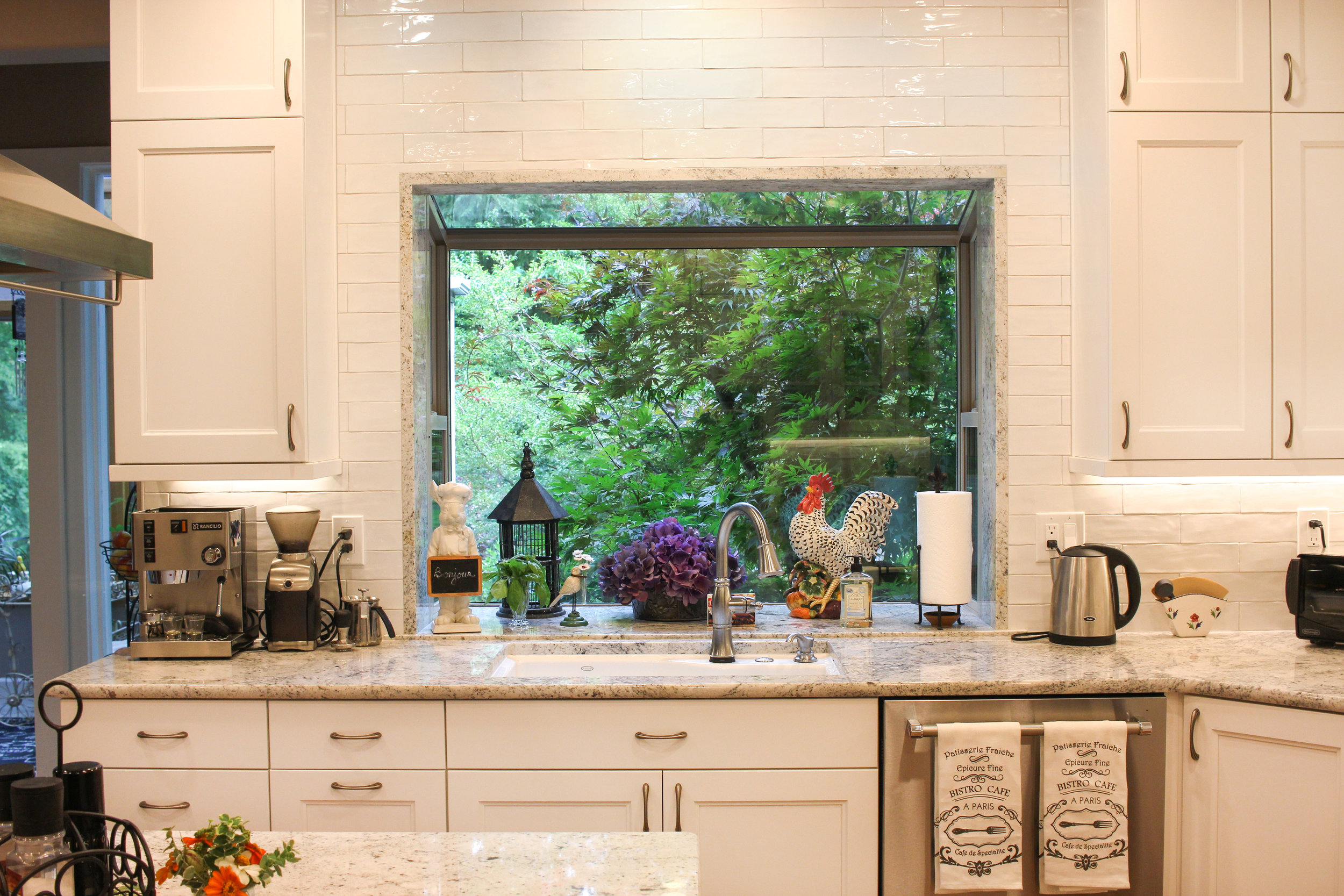 Garden Window Highlight
