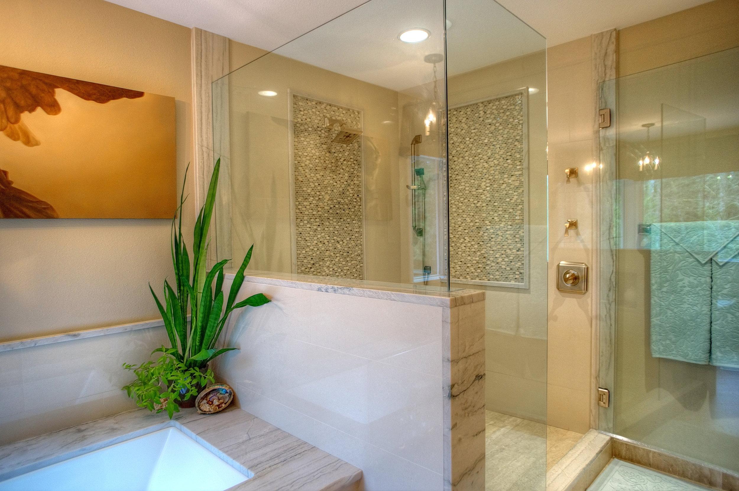 Shower Mosaics