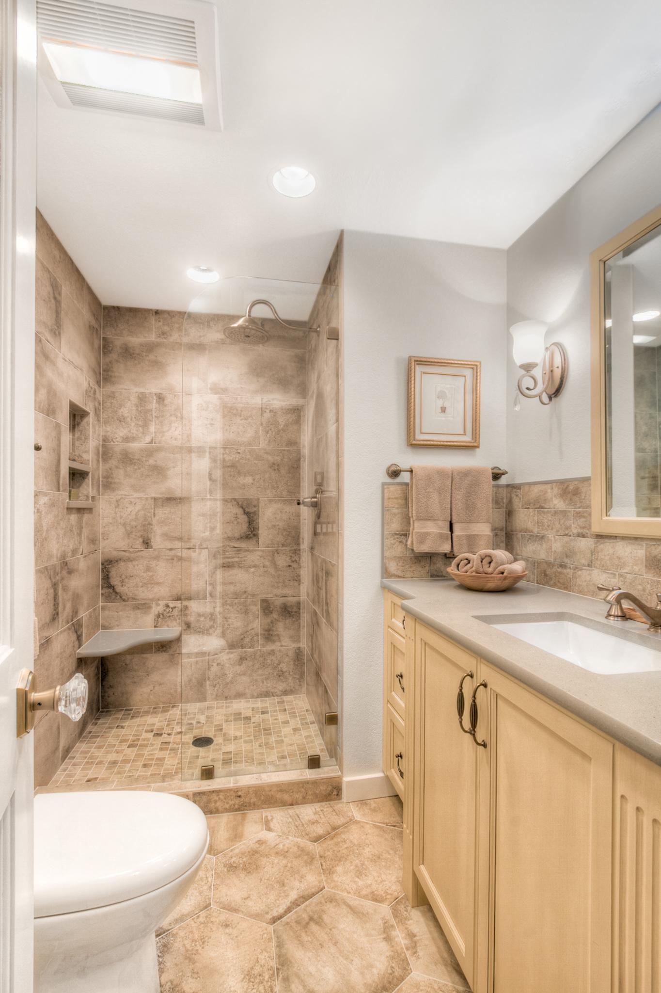 Guest Bath Overview