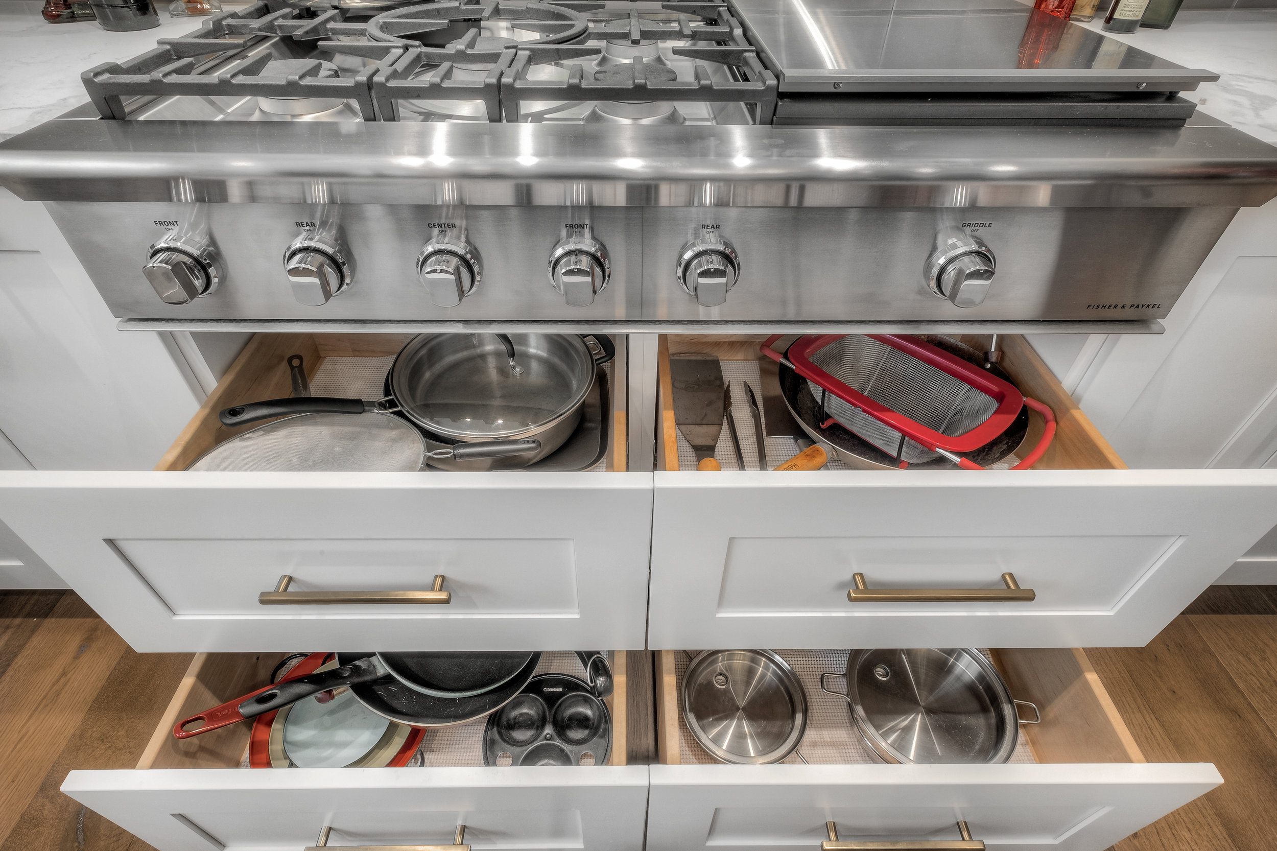 Cooktop Features