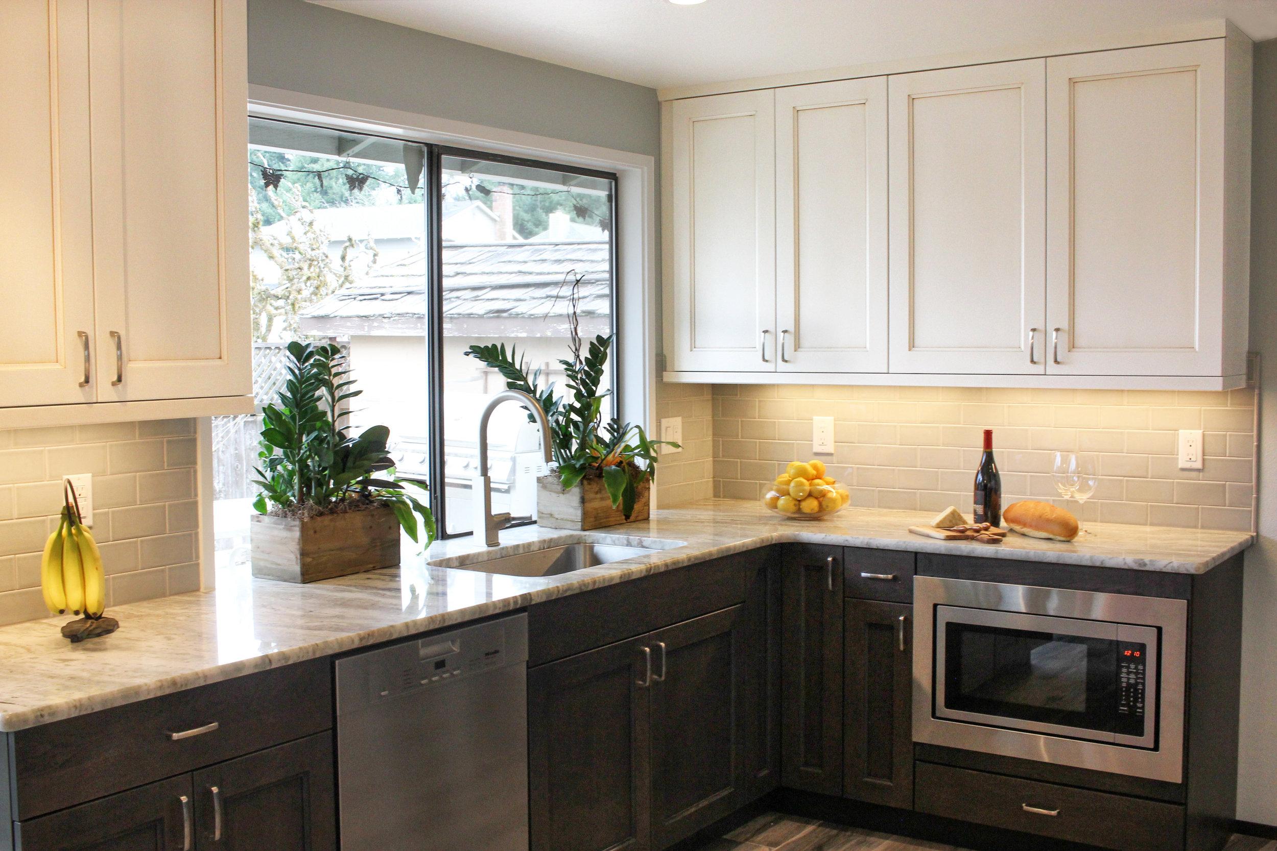 Classic Kitchen Layout