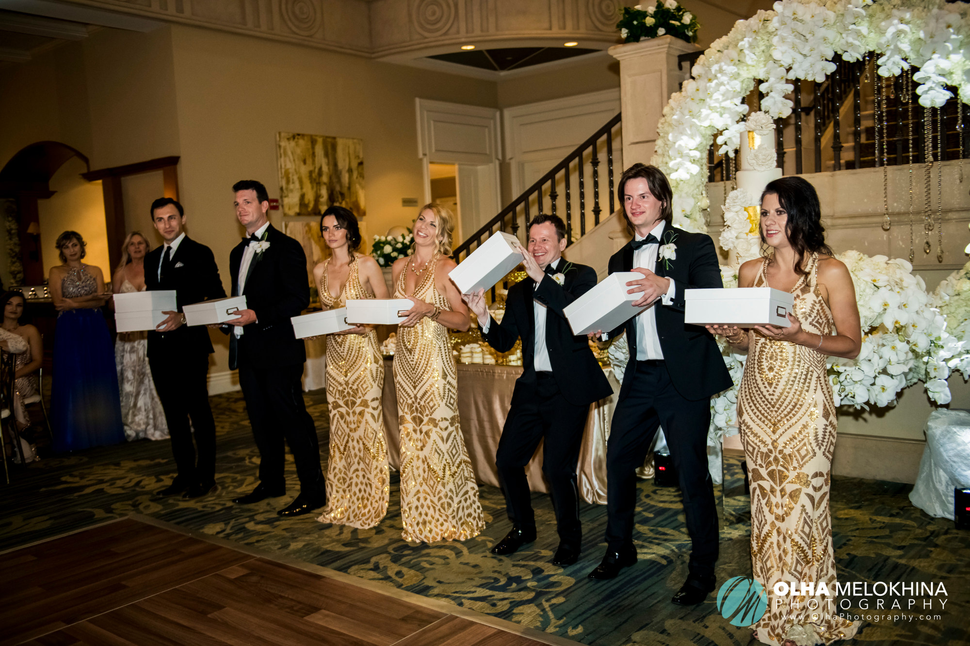 """One of our most popular wedding games!  We like to call it:    """"DEAL OR NO DEAL"""""""
