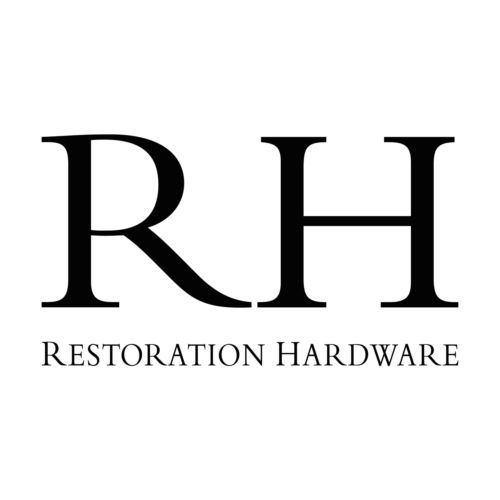Restoration Hardware - RH -