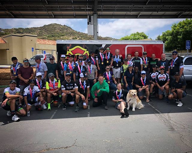 : And that's a wrap for all the Street Cycling events in the US Police & Fire Championships. It's always a pleasure working with the @uspfc crew. Giving the riders and organizers a great timing experience is our small way of giving back to the Law Enforcement and Fire communities. See you next year!