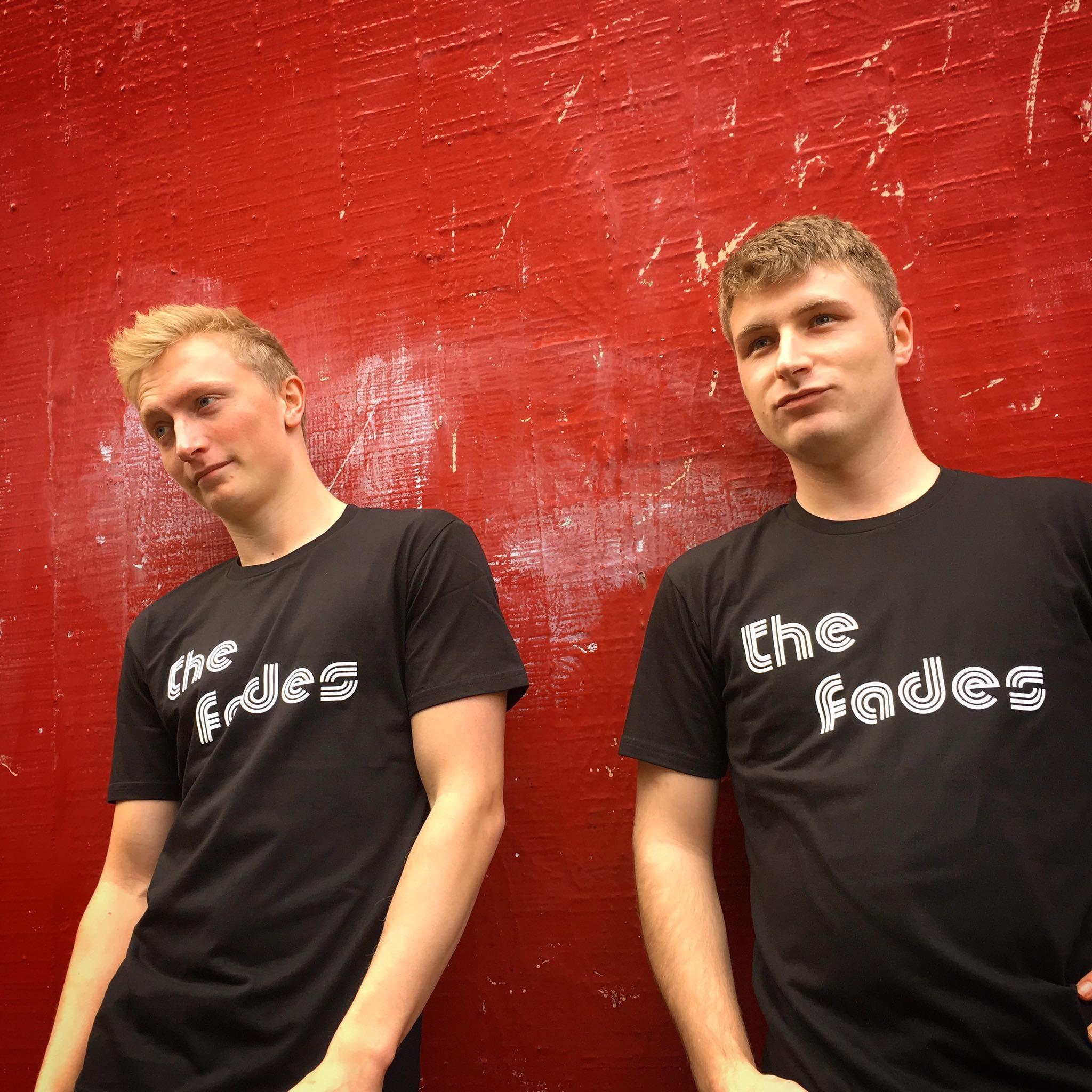The Fades : T-Shirt, Black