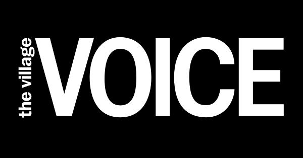 villiage voice bw.png