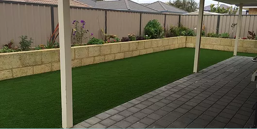 Artificial lawn installation and reticulation installation and repairs