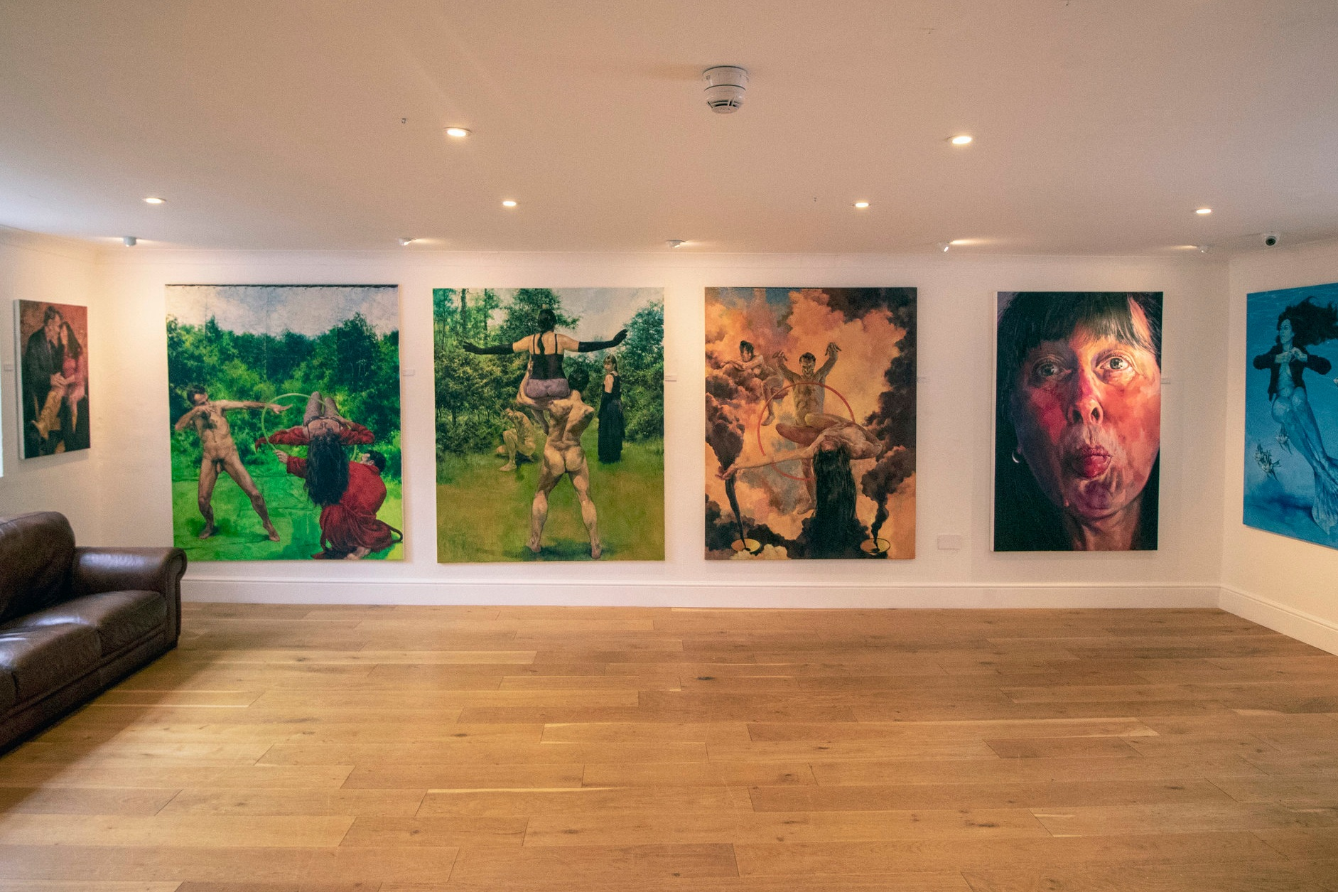 Exhibitions - Visit our gallery and see what's on, or make an inquiry into displaying your own work.