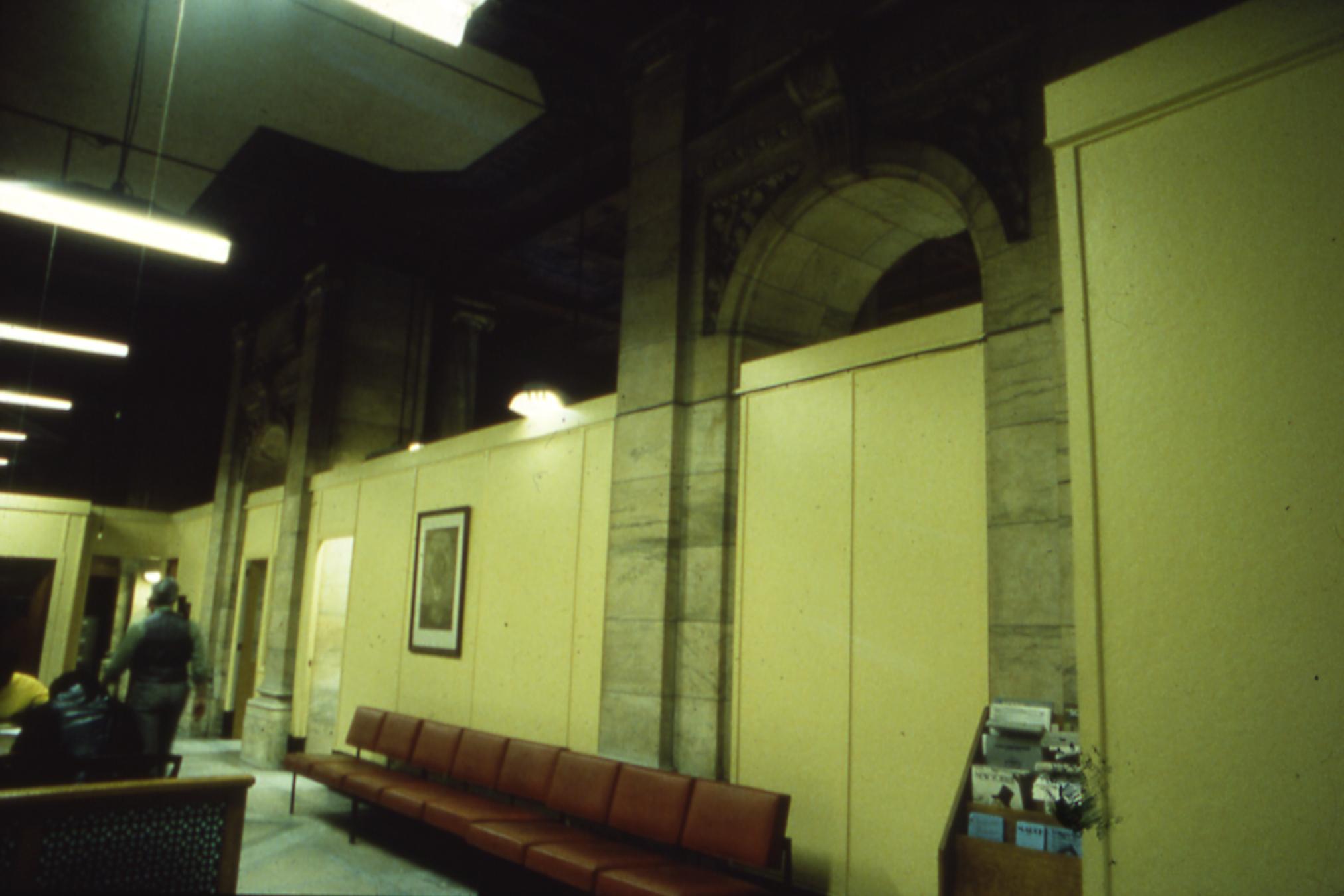 Gottesman Gallery before restoration