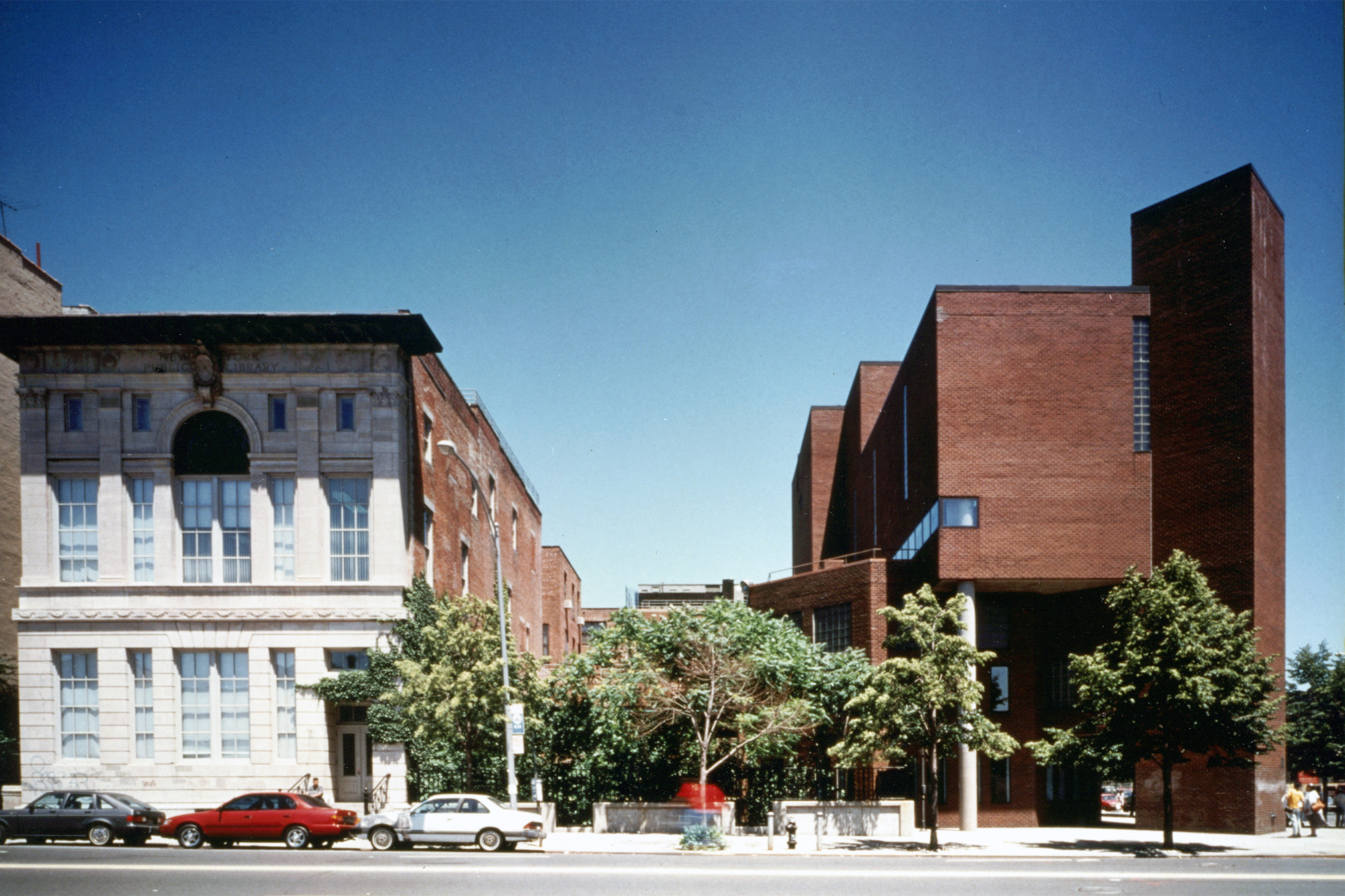 Schomburg Center for Research in Black Culture, New York, NY (1981)