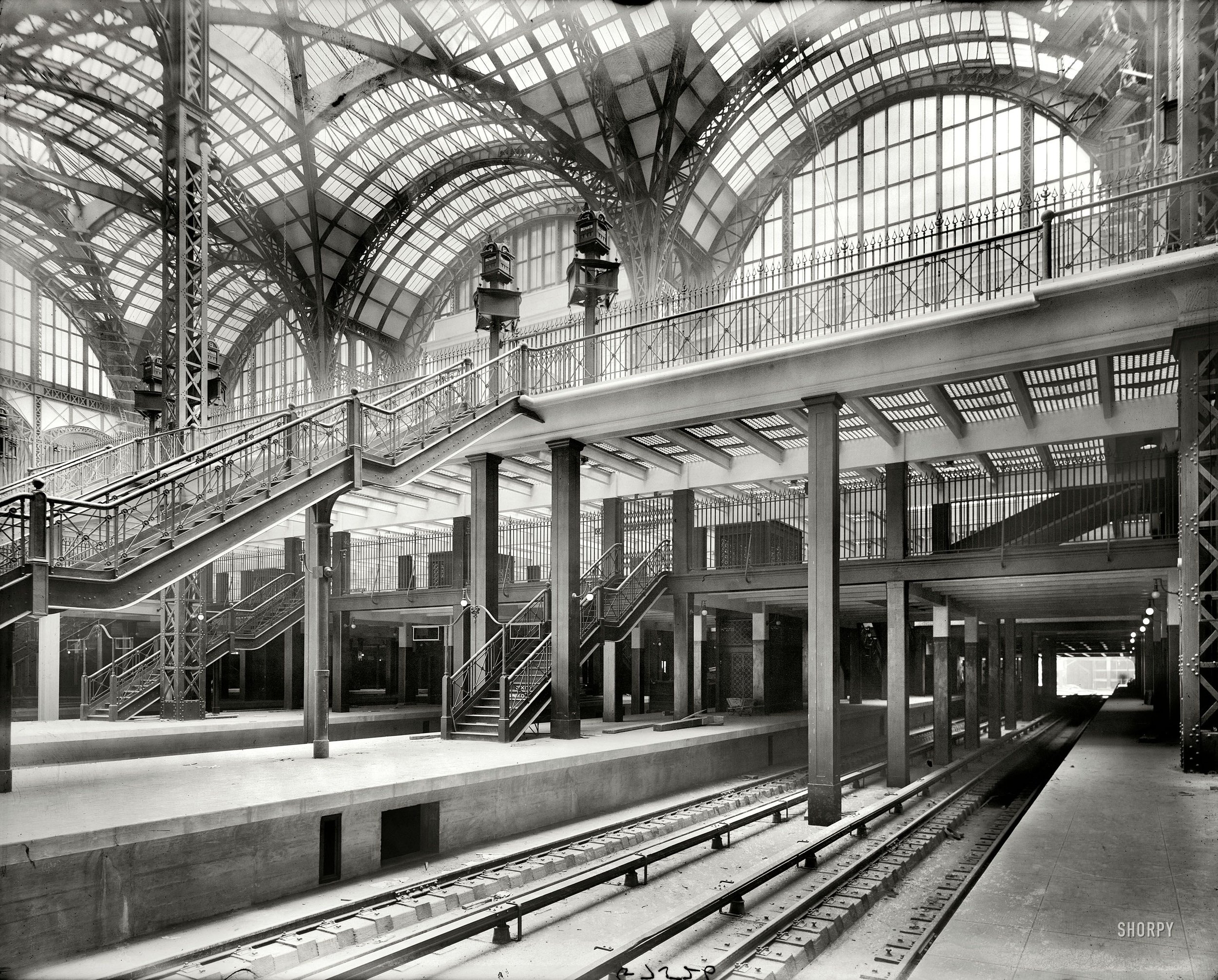 Original Penn Station ca. 1910 (courtesy Shorpy)