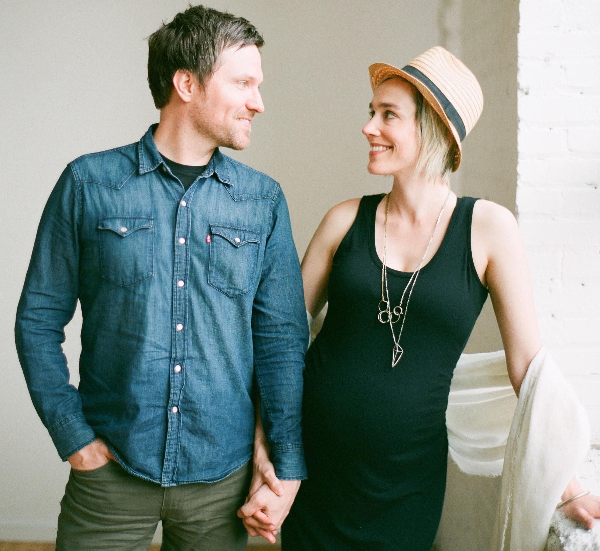 matt johnson & Jackie Colburn -