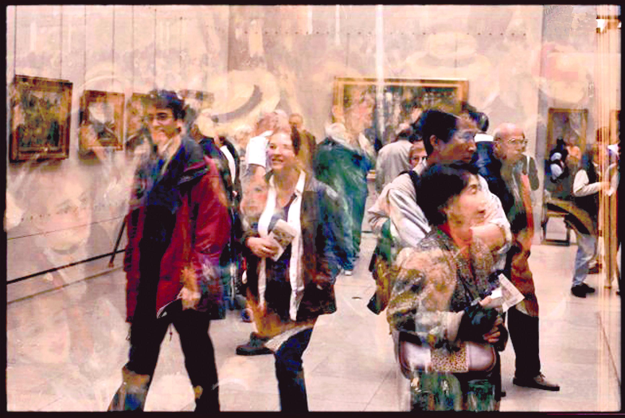 Renoir at the Musee d'Orsay