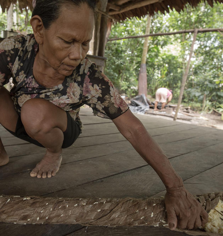 Abuela Tomasa, Leticia, Amazonas