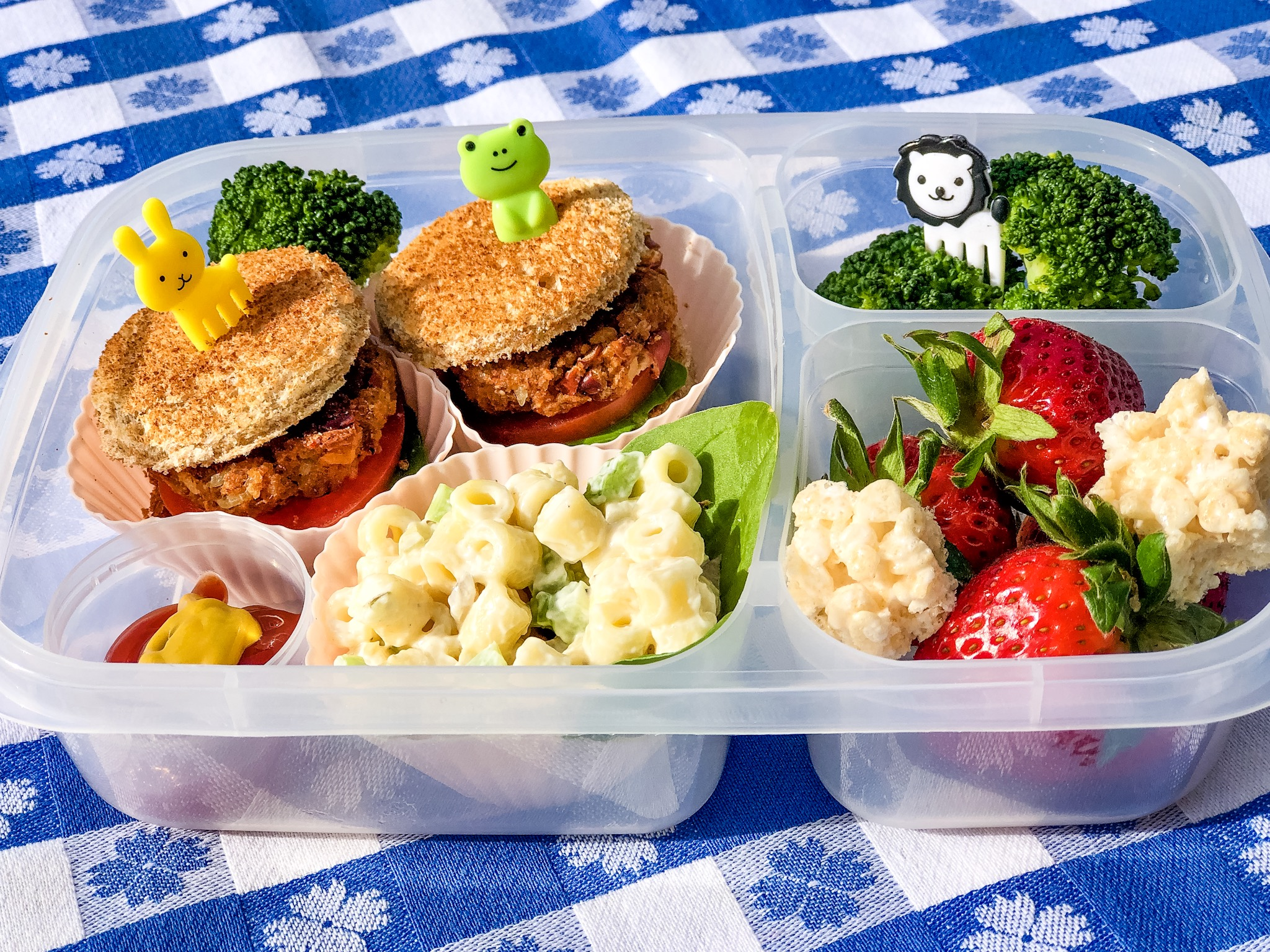 easy school lunch
